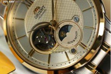 [Review - Đánh Giá] Orient Sun And Moon RA-AS0001S00B – Nhật Nguyệt Trùng Phùng